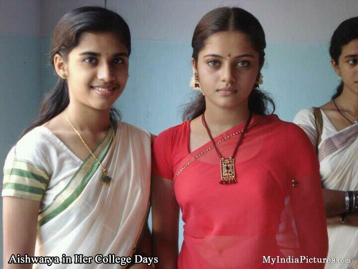Aishwarya Rai In Her College Days
