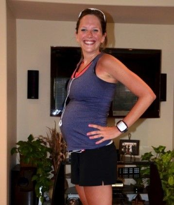 Hungry Runner Girl: Why I Loved Running During Pregnancy and Tips for Pregnant Runners! - Women's Running
