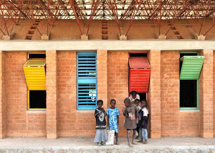 Key projects by Serpentine Pavilion architect Diébédo Francis Kéré