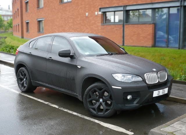 BMW X6 Matte Black. My Wish Car New Hip Hop Beats Uploaded EVERY SINGLE DAY http://www.kidDyno.com