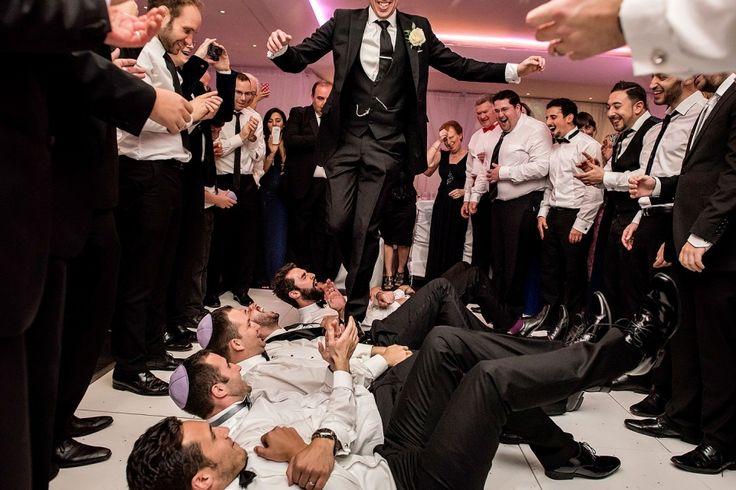 Jewish Wedding Photography at Andaz London - Shaun Taylor Photography | Derbyshire Wedding Photographer