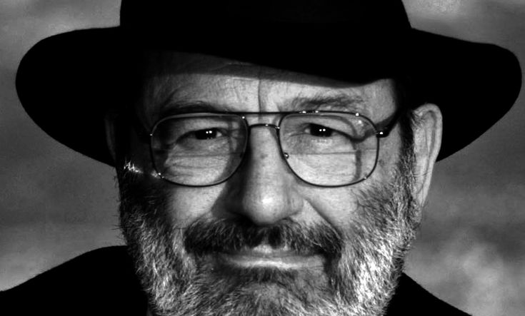 Umberto Eco, OMRI (b. 5 Jan 1932) Italian semiotician, essayist, philosopher, literary critic, & novelist (best known for groundbreaking 1980 historical mystery novel The Name of the Rose, an intellectual mystery combining semiotics in fiction, biblical analysis, medieval studies & literary theory). Further novels include Foucault's Pendulum, The Island of the Day Before & most recently, The Prague Cemetery, released in 2010,  best-seller. http://www.google.com.