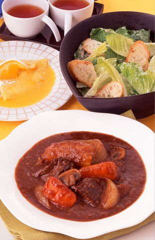 家庭料理の会 || ベターホームのお料理教室・シチュー