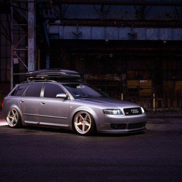 Custom Audi Images Mods Photos Upgrades Carid Com Gallery Thule Roof Rack Roof Rack Audi