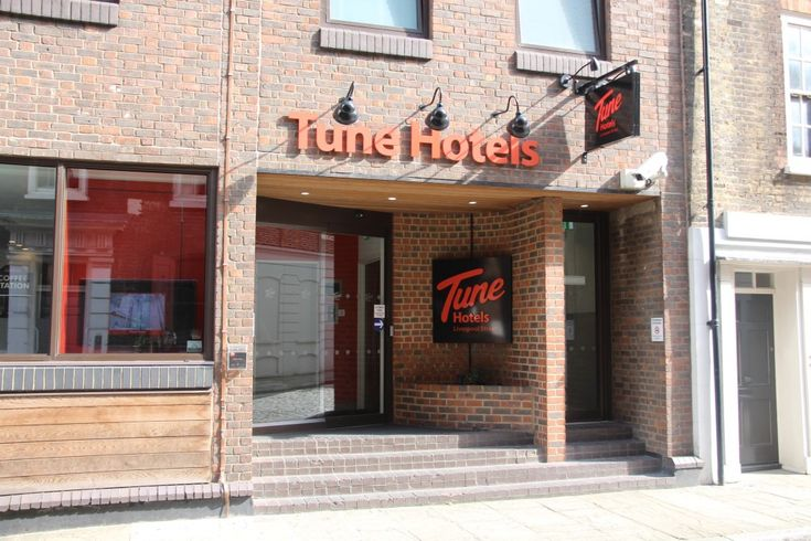 Tune Hotel, billigt hotel i London - Opdagelse.dk