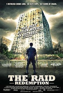 My Review on The Raid: Redemption (Blu-ray and DVD). Check it out at the link!