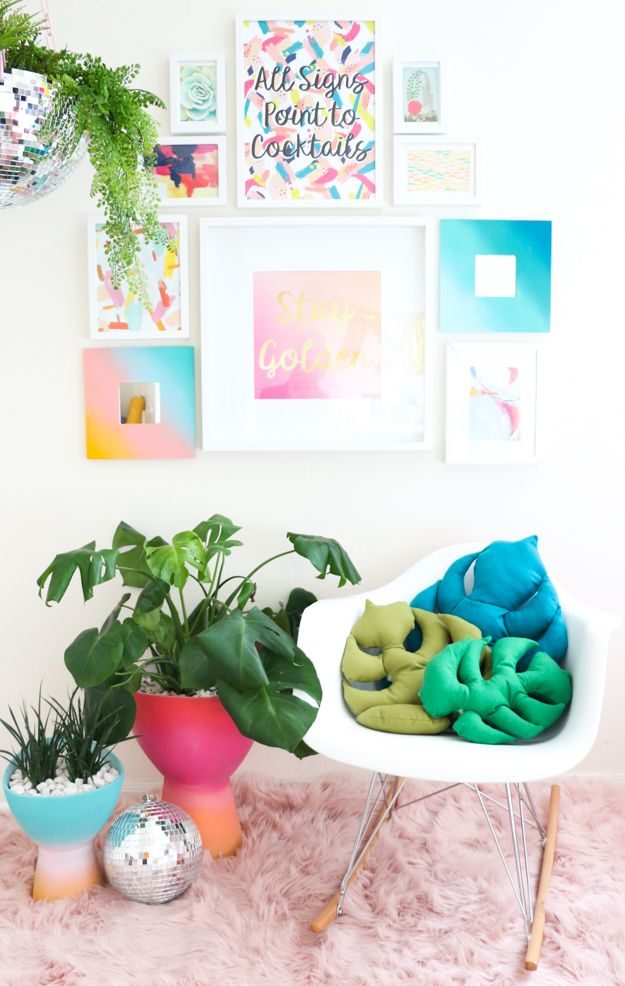 I fully intend on milking palm leaves and summer vibes for all they are worth this summer. I have been loving my DIY palm leaf fireplace m...