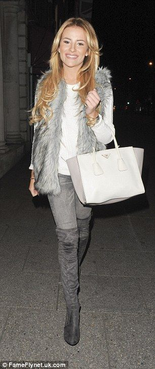 Sugar Hut hunnies: Lydia and Georgia Kousoulou looked hot to trot on their night out at Su...