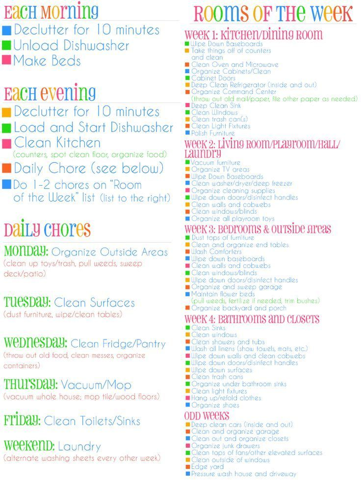 Great tips for making your home look professionally cleaned... includes free printable cleaning schedule! Perfect for a working mom or stay at home mom. WAHM Ideas #WAHM #workathome #workathomemom