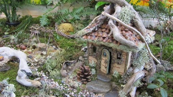 16 Best Images About Fairy & Gnome Houses On Pinterest