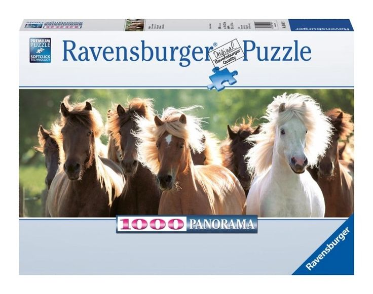 Ravensburger Puzzle 1000# Vadlovak, Panorama