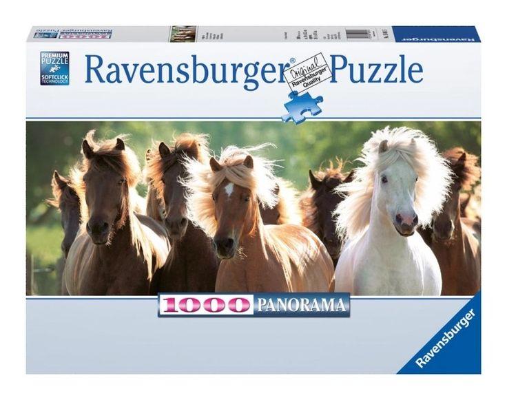 Ravensburger Puzzle 1000# Vadlovak, Panorama