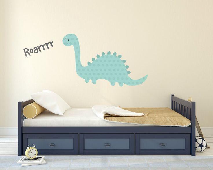 Pinterestte Ten Fazla Benzersiz Dinosaur Wall Decals Fikri - Dinosaur wall decals nursery