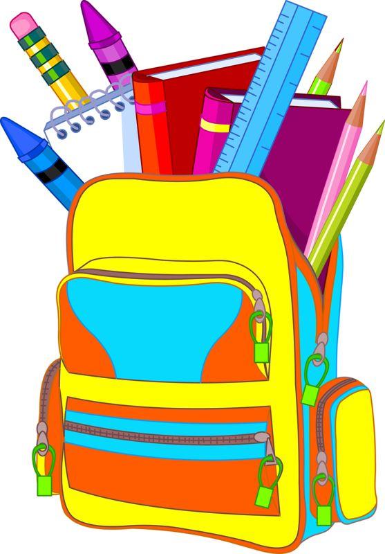 clipart school supplies - photo #17