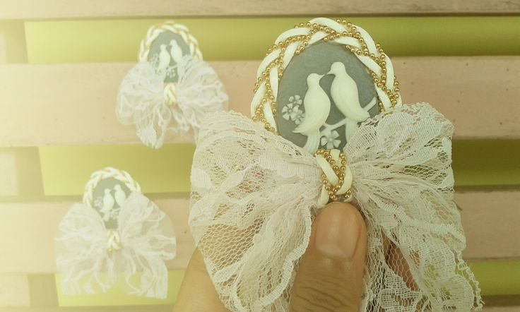 Vintage Brooch by Limited HandMade :) wanna?