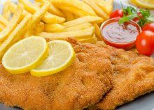 A'la carte ebéd vagy vacsora 2 fő részére a legkedveltebb Bécsiszelet Vendéglőben!
