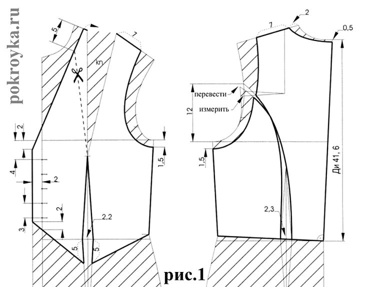 How to sew a vest lined? Pattern of women's vest - 78 Best VEST (YELEK) Images On Pinterest Patterns, Sewing