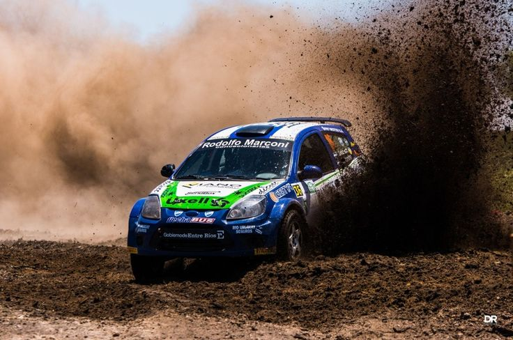#RallyArgentino en Entre Ríos.  #Argentina #Rally #Race #Car   Más info en http://www.facebook.com/viajaportupais