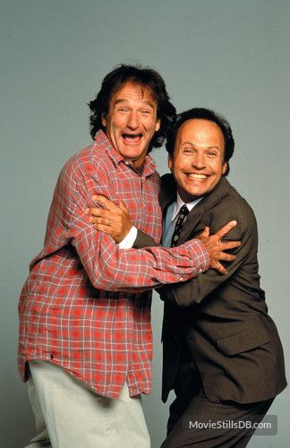 Fathers' Day - Promo shot of Robin Williams & Billy Crystal