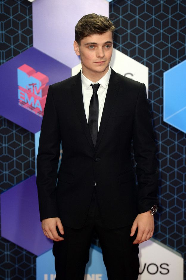 Martin Garrix | Here's Everyone Who Attended The MTV EMAs