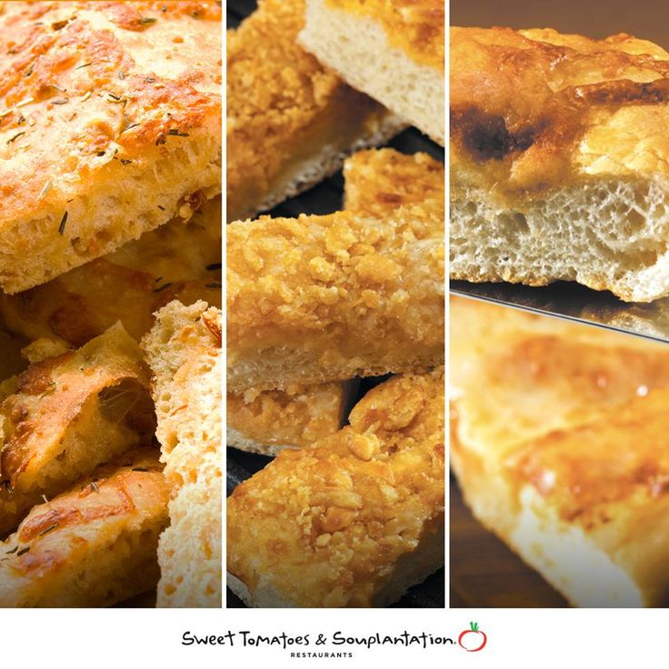 Cheesy Garlic Focaccia, Grilled Cheese Focaccia, or Quattro Formaggio Focaccia – which cheese-topped focaccia will you grab for first?  Sweet tomatoes coupons http://www.pinterest.com/TakeCouponss/sweet-tomatoes-coupons/