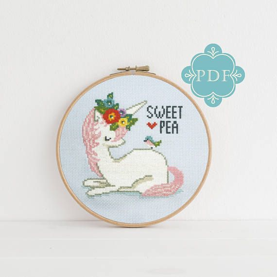 Check out this item in my Etsy shop https://www.etsy.com/ca/listing/578876304/pdf-cross-stitch-pattern-sweet-pea
