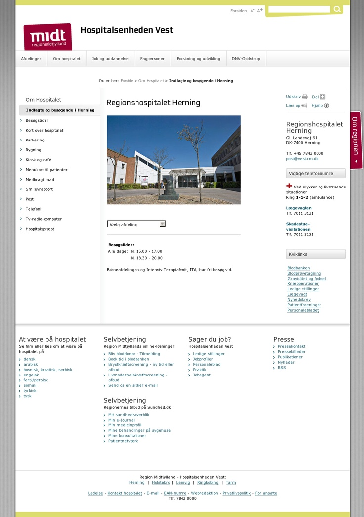 Regionshospitalet Herning