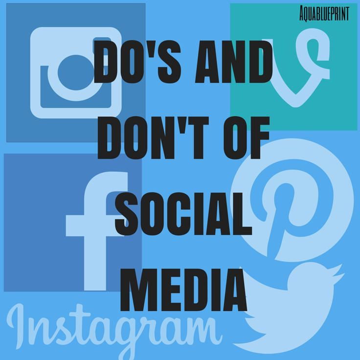 Social media strategy may sound difficult at first, but it really boils down to what your ideal customer wants to know and what will help them. Here's our top Do's and Don'ts