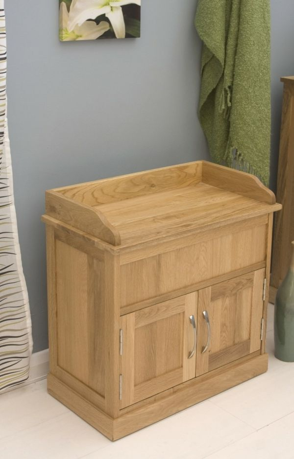 oak shoe bench with hidden storage mobel at store solid oak shoe bench with additional storage under the seat