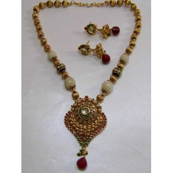 Antique Necklace with beautiful design