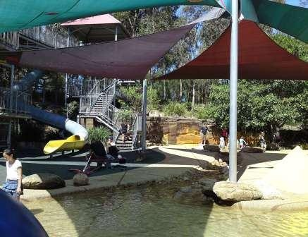 Need to cool off near the Parramatta River - then check out Putney Park.  found at www.http://familyfunsydney.blogspot.com.au