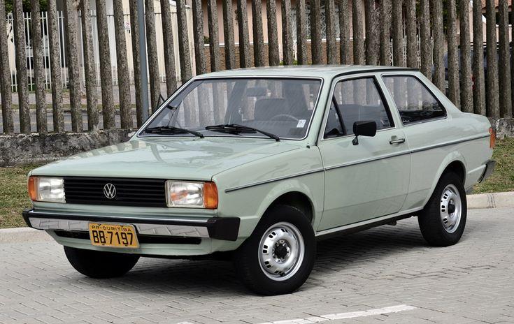 VW Voyage 1981