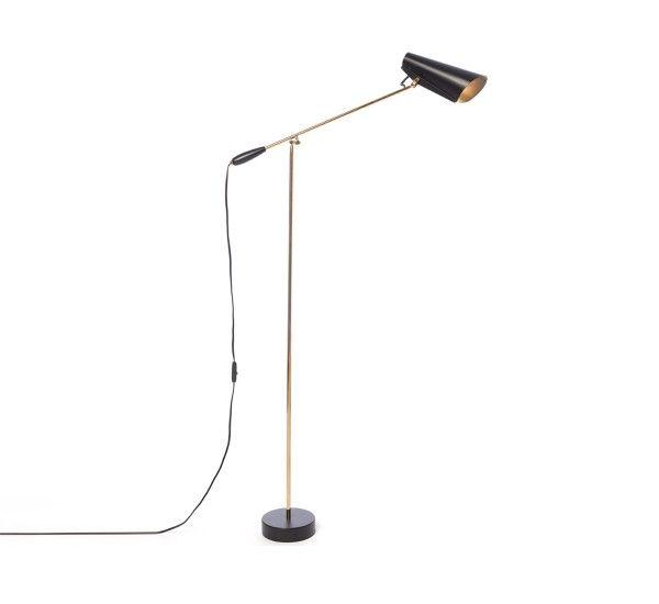 Birdy è un Lampada da terra disegnata da Birger Dahl perNorthern Lighting, dall'aspetto sobrio e pulito con dettagli classici e di stile. Birdy, disegnata nel 1952, in stile modernista. La serie della lampada è stato prodotta e venduta dalla società norvegese elettrica Sønnico (Oslo) per molti anni. Nel 1954 la lampada da tavolo, allora conosciuta come