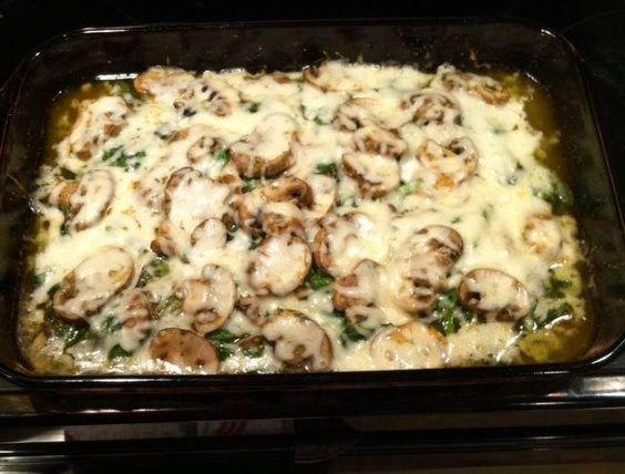Cheryl's Fancy Pants Chicken Recipe