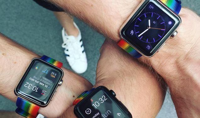 Apple'dan LGBT Yürüyüşlerine Destek! http://www.technolat.com/appledan-lgbt-yuruyuslerine-destek-4892/