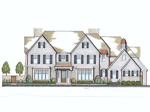 Glencoe Il 60022 Beautiful New Home To Be Built By Award Winning