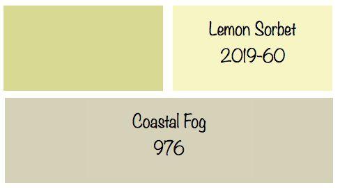 Lemon Sorbet Benjamin More Ideas Pinterest Gray
