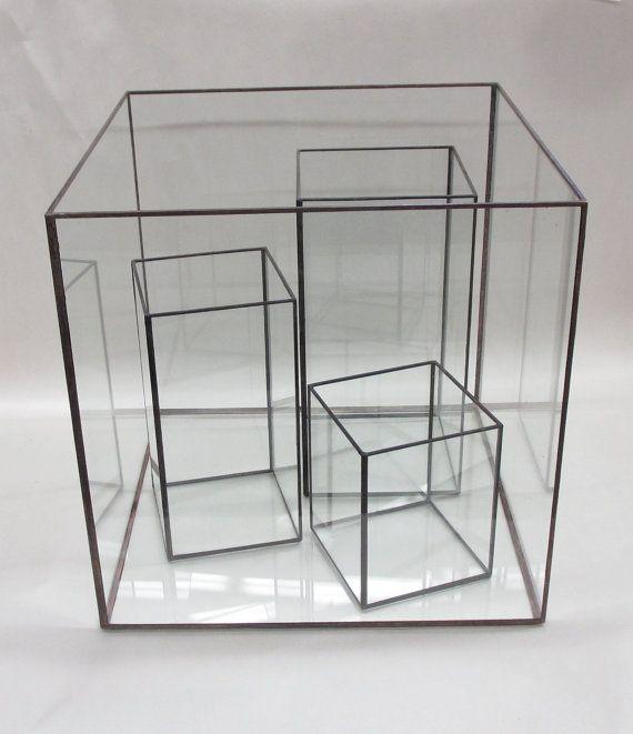 1000 idee n over glazen kaars op pinterest kandelaars en handgemaakte kaarsen - Metaal schorsing en glazen ...