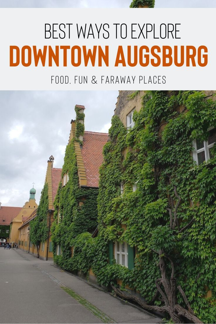 Exploring Downtown Augsburg Food Fun Faraway Places Augsburg Germany Romantic Vacations Romantic Travel