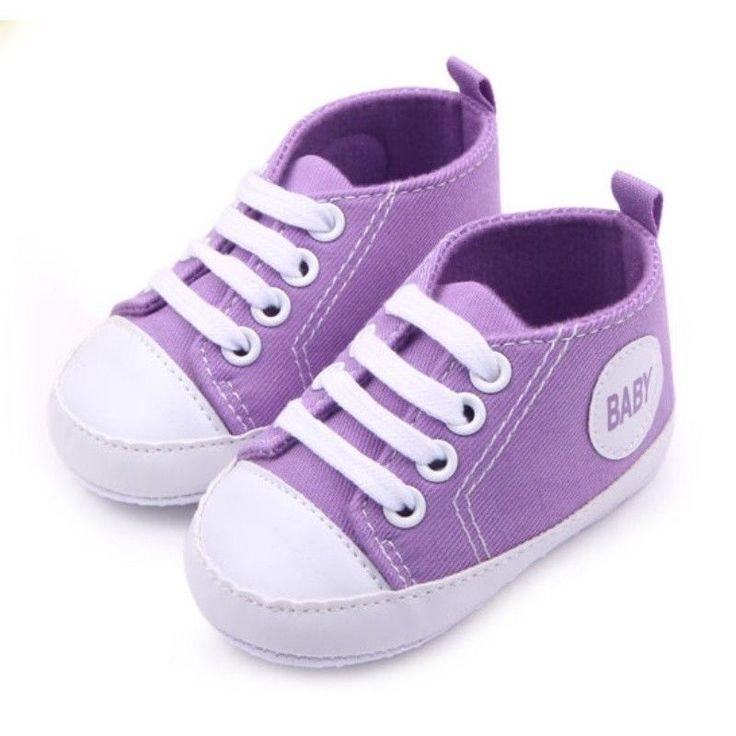 Для новорожденных первые Walker детские кеды мягкой подошвой обувь 0-12 месяцев | Одежда, обувь и аксессуары, Одежда для малышей, Обувь для малышей | eBay!