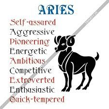Image result for aries horoscope