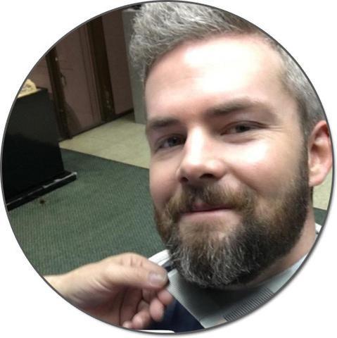 Ryan Serhant - Million Dollar Listing with the Guybar Beard Shaper!