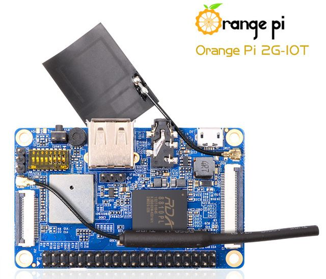 A new single-board computer by Orange Pi has popped up for sale on AliExpress. The Orange Pi 2G-IoT is designed to compete with the Raspberry Pi Zero, and if specs are anything to go by they have do...