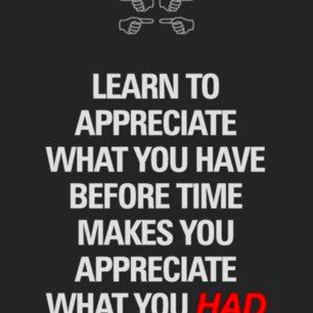 Appreciation Quotes: Quotes Of Wisdom