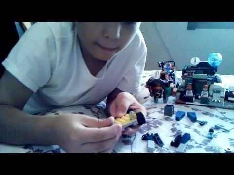 Como hacer un carrito de golf de LEGO - YouTube