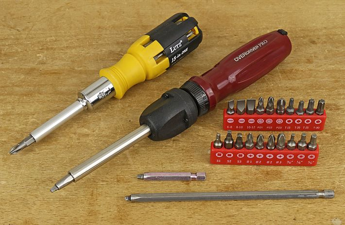 Tools to Get Started in Woodworking: Drill Bits and Drilling Tools