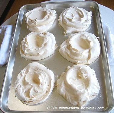 Dukan Diet Attack Phase Recipes - Meringues à la Dukan | thedukandietsite.com