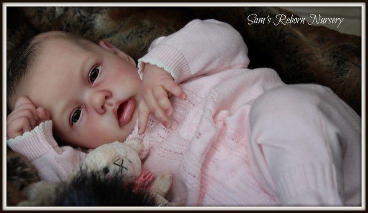 Beautiful Reborn Baby Doll ~ Penny ~  Sam's Reborn Nursery ~ #Reborn