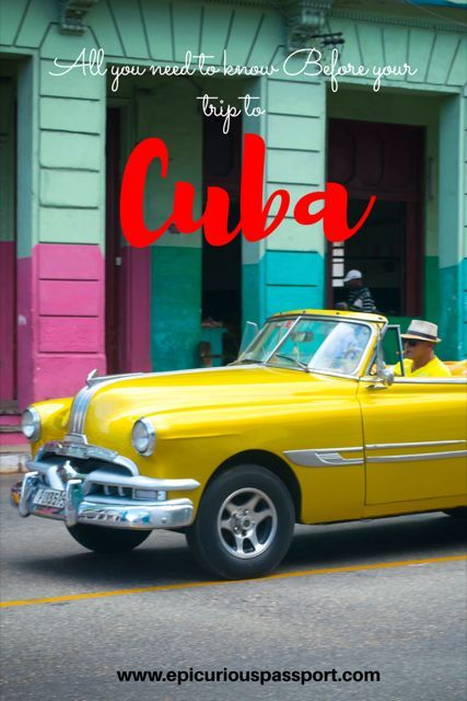 We just returned form an amazing vacation in Cuba in March 2017. Here are some tips and advice to make your vacation amazing.