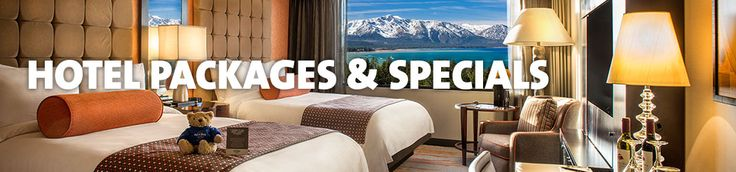 Lake Tahoe hotel packages